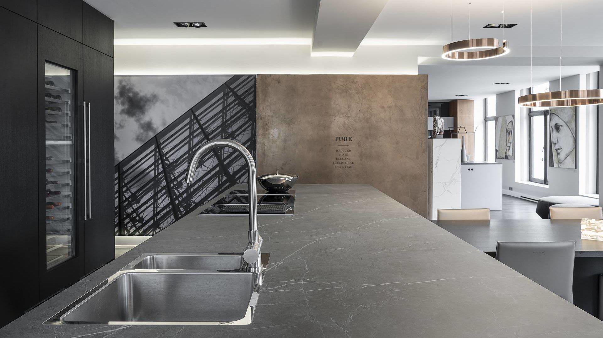 Timeless Kitchen Design | SieMatic Vondelpark Amsterdam |