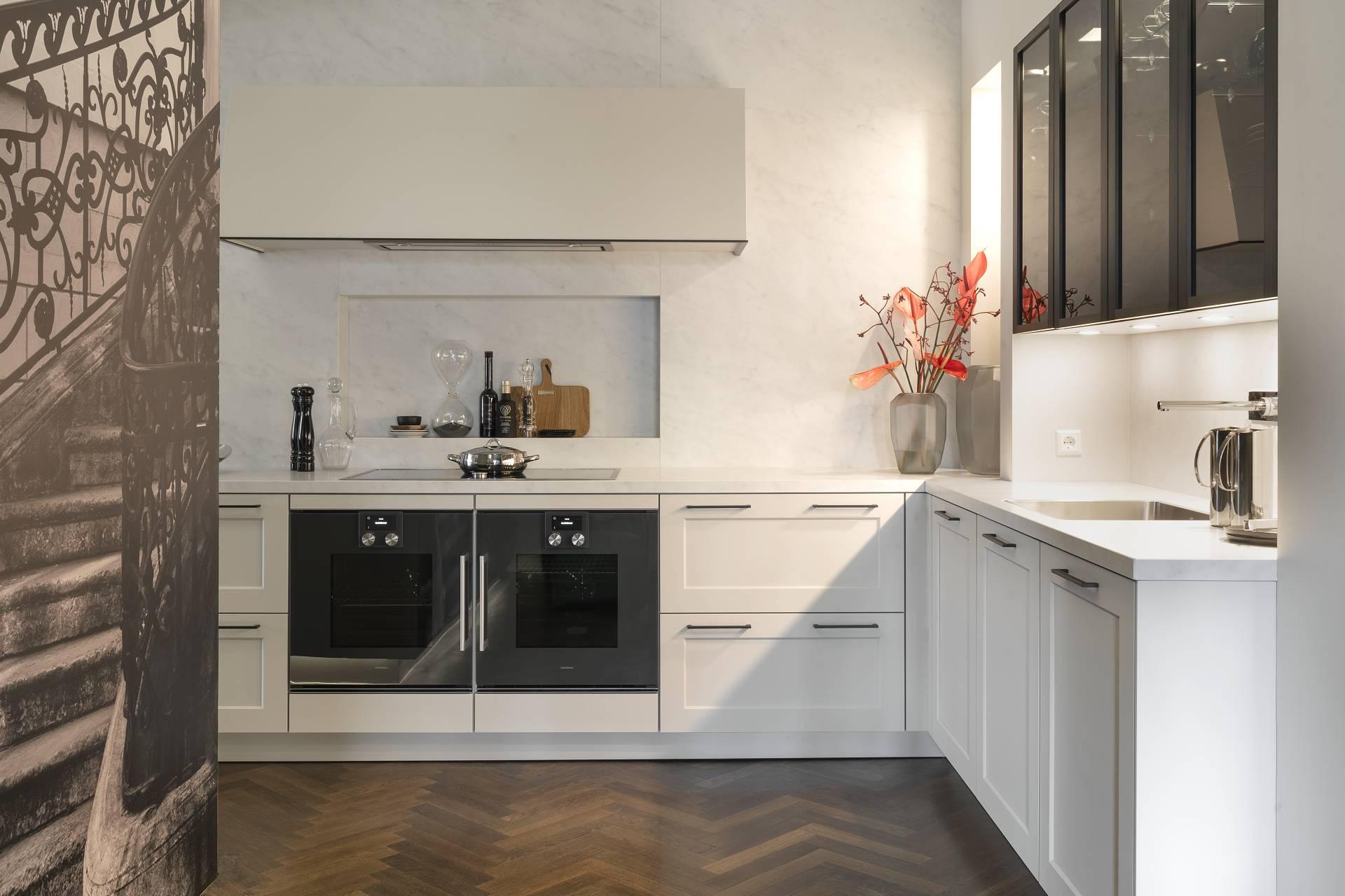 Luxe Keukenshowroom Siematic Vondelpark Amsterdam