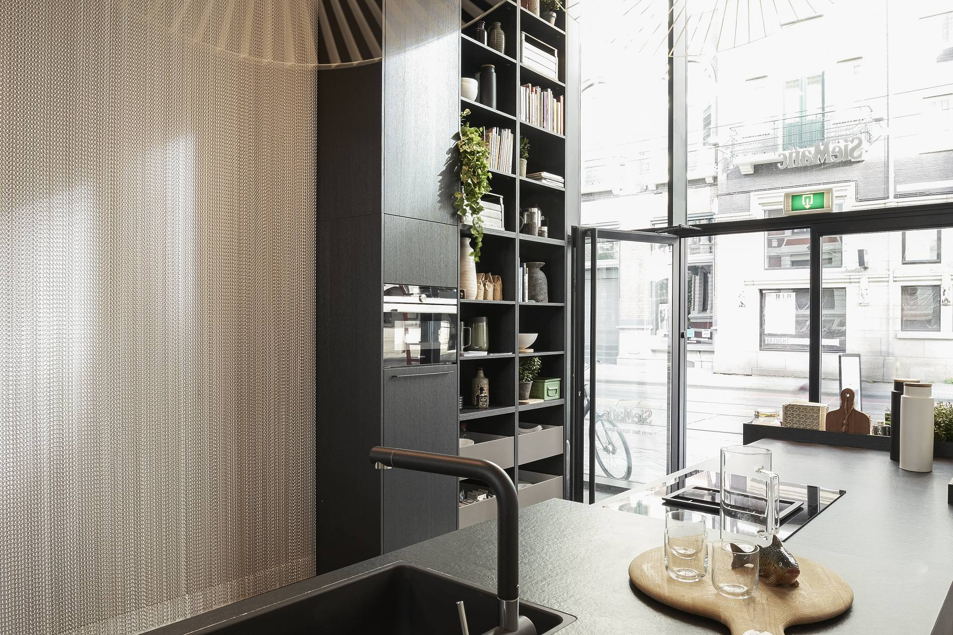 Timeless Kitchen Design | SieMatic Vondelpark Amsterdam |